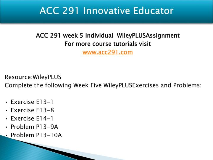 acc 291 week 3 chapter 11 Study flashcards on acc 291 week 3 chapter 11 practice quiz 1 at cramcom quickly memorize the terms, phrases and much more cramcom makes.