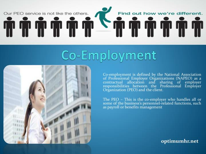Co employment