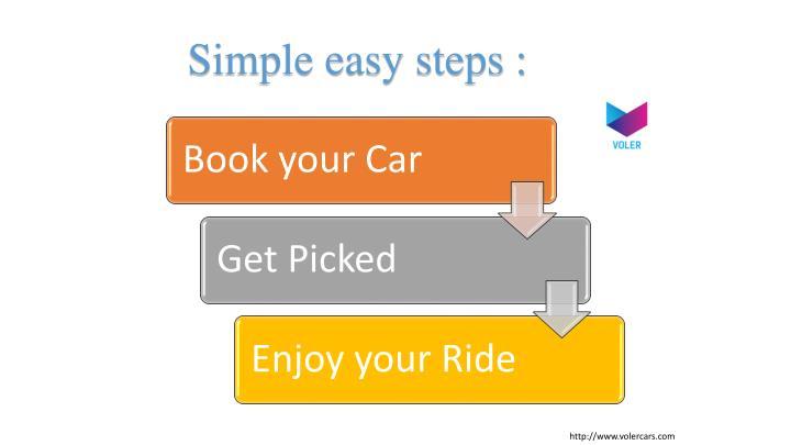 Simple easy steps :