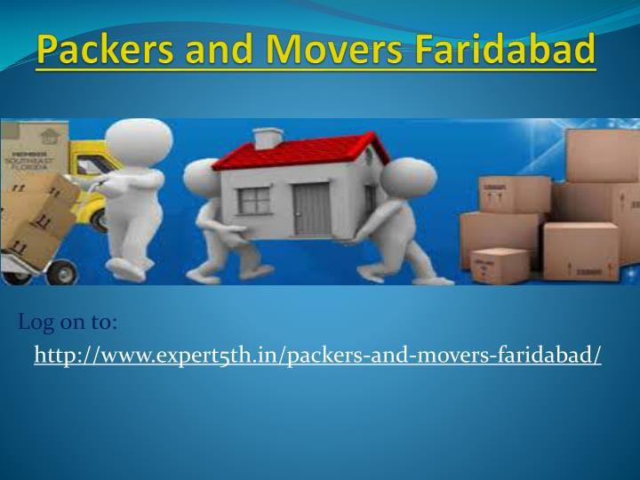 packers and movers faridabad n.