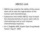 abcg2 cont