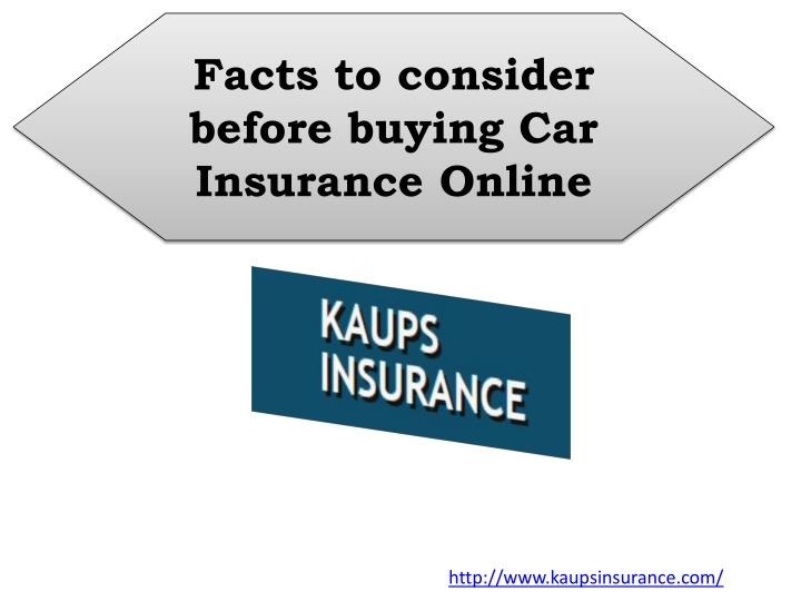 how to get car insurance before buying a car