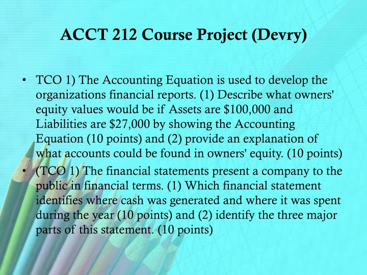 accounting 212 individual learning project Acct 212 individual learning project 1 (kelley enterprises)assignment instructions are as follows:1 use the information in the provided trial balance to create the.