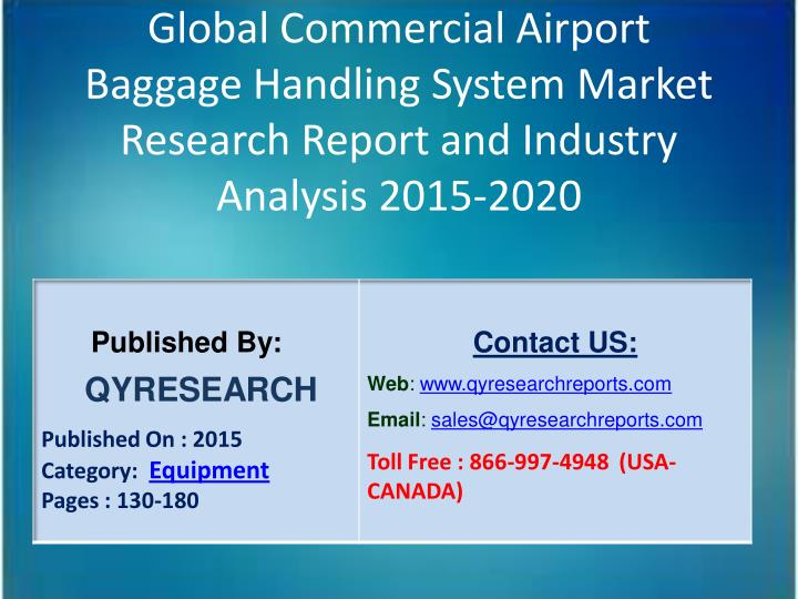 Global Commercial Airport