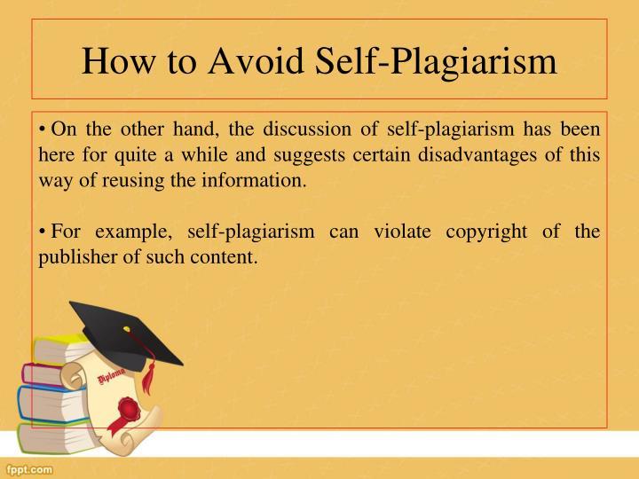 plagiarism disadvantages