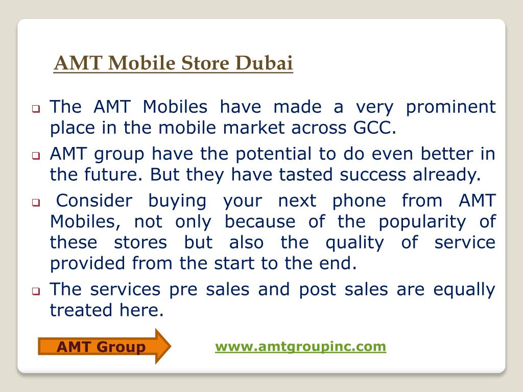 PPT - Discover Mobile Accessories Store in Dubai with Exclusive