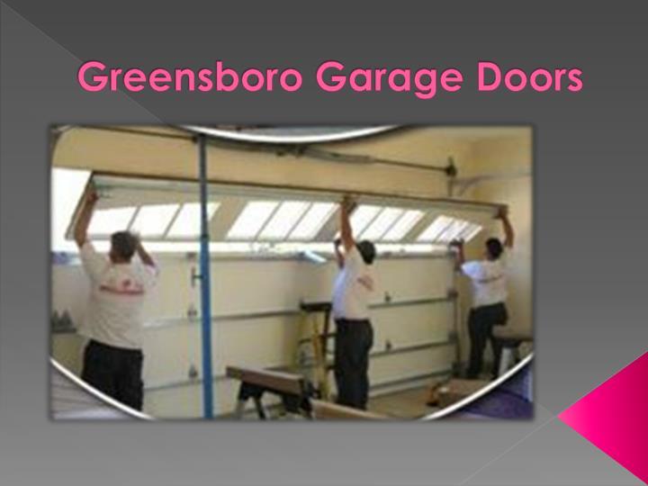 Ppt Garage Door Services And Repair Powerpoint