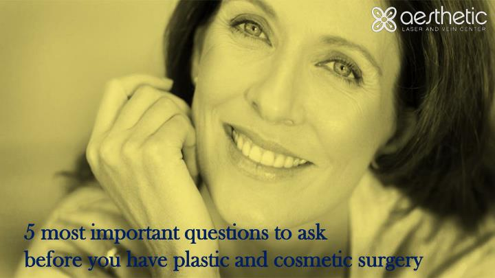 5 most important questions to ask