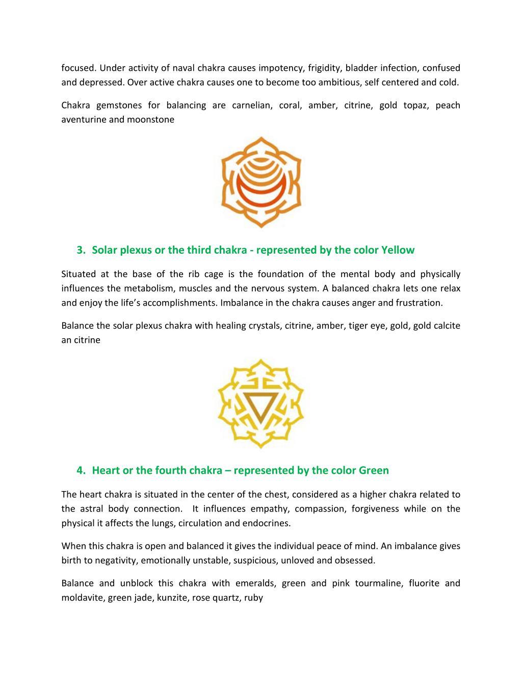 PPT - Healing Gemstone With 7 Chakras Meditation PowerPoint