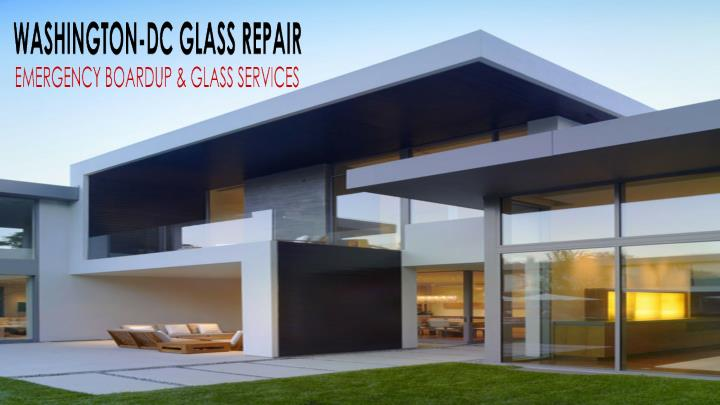 Washington DC Windows and Glass Repair Service, is