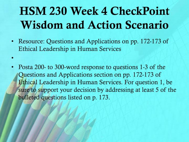 hsm 240 checkpoint week7 Essay on hsm/270 week 6 checkpoint 1205 words | 5 pages domestic violence what if any effect does alcohol, tobacco, and other drugs (atod) have on domestic violence.