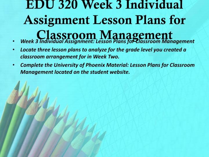 ldr532 week 3 individual