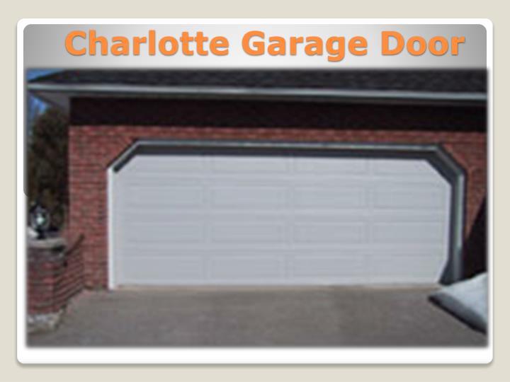 Ppt charlotte garage door installation spring repair for Garage door repair port charlotte fl