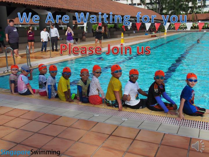 We Are Waiting for you