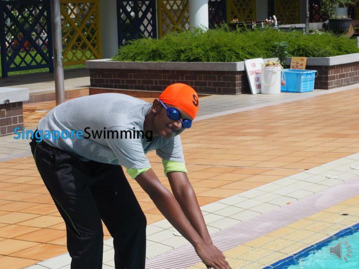 Singapore swimming children swimming classes
