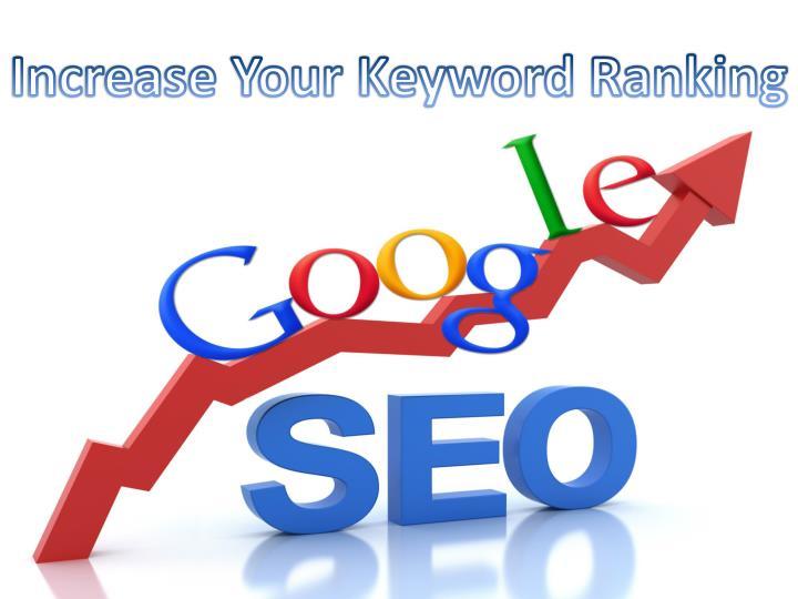 Increase Your Keyword Ranking
