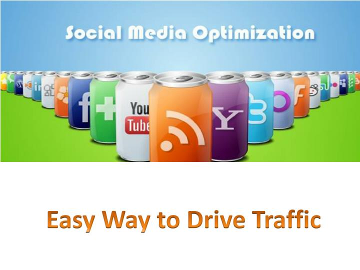 Easy Way to Drive Traffic
