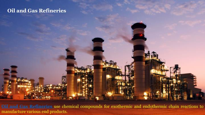 Oil and Gas Refineries