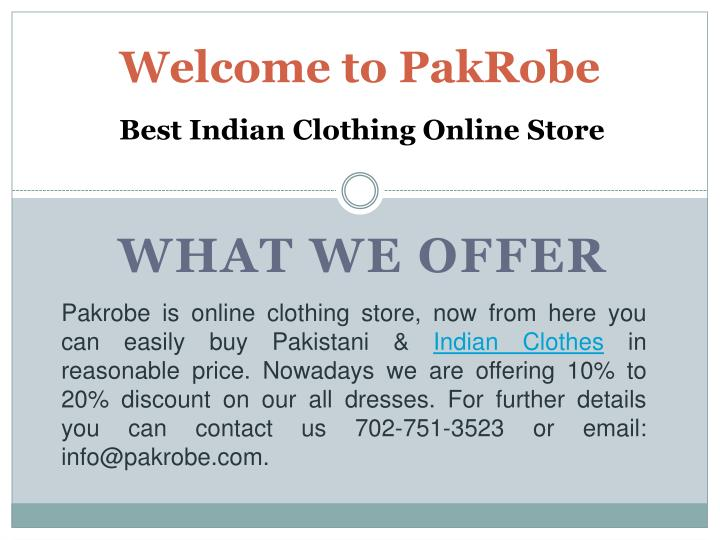 3931262b17 PPT - Indian Clothes PowerPoint Presentation - ID:7290137