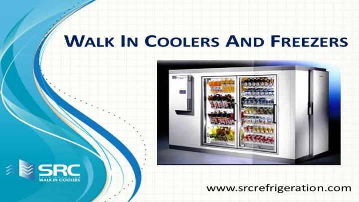 Walk in coolers and freezers 7290220