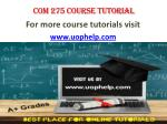 for more course tutorials visit www uophelp com