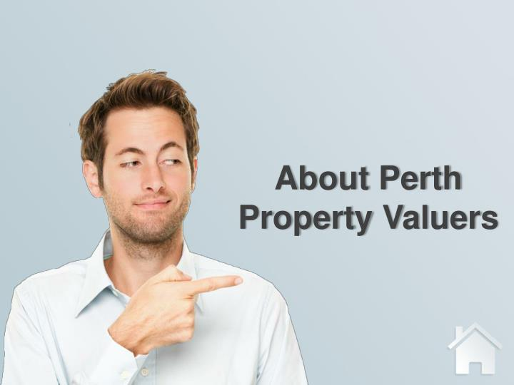 About perth property valuers