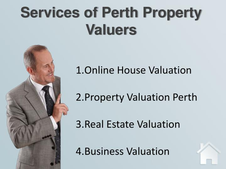 Services of Perth Property