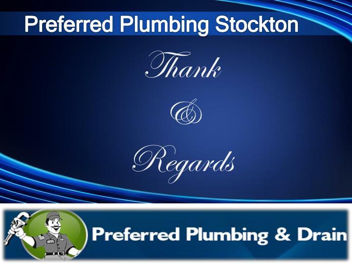 Preferred Plumbing Stockton