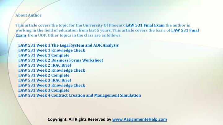 law 531 adr analysis memo Assignment help  business law and ethics explain the legal system and adr analyses i have never written a memo before if i can just get help assume that the higher on the chart the case is the more expensive it is for all parties write a memo on a state (not federal) level business dispute.