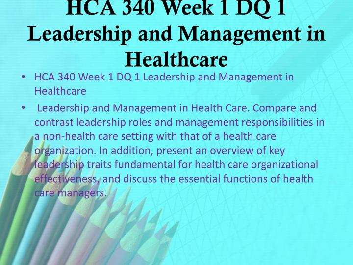 organizational effectiveness and leadership in healthcare Although the aca will spur team development, organizational leadership must use what we know now to train, support, and incentivize team function meanwhile, we must also advance research regarding teams in health care to give those leaders more evidence to guide their work.