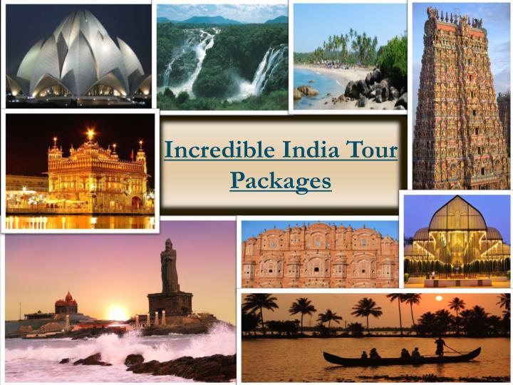 Incredible India Tour Packages