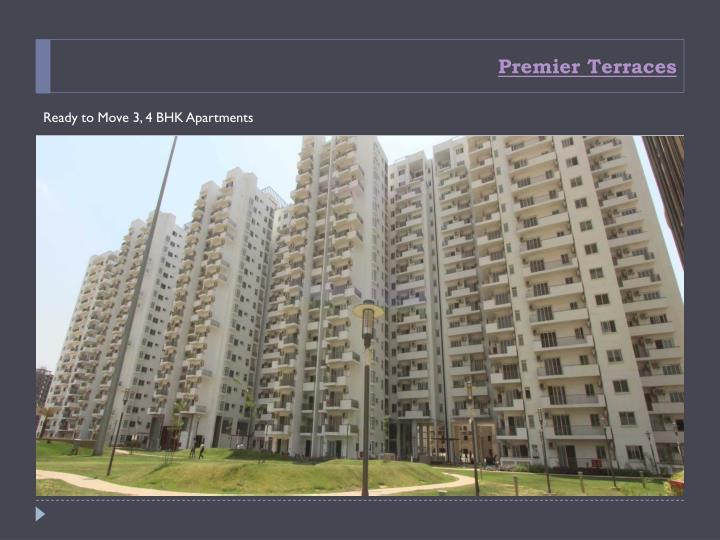Premier Terraces