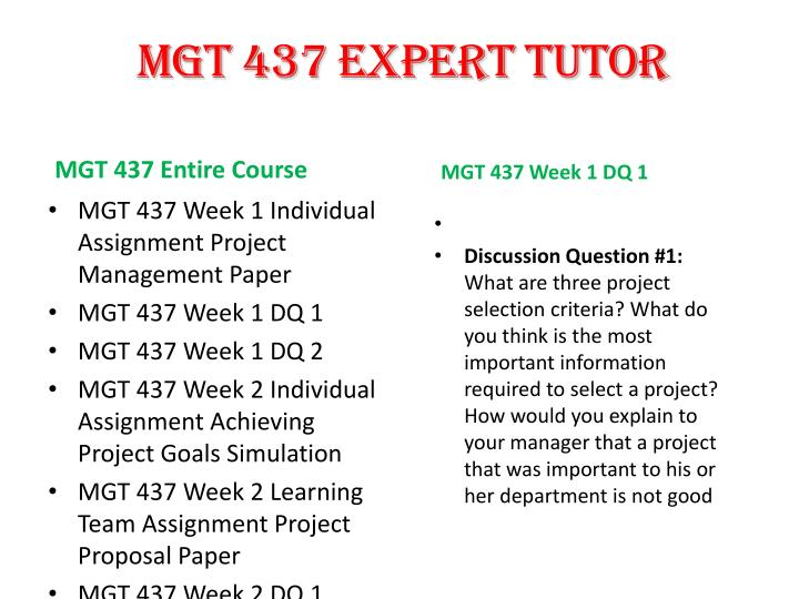 mgt 437 achieving project goals simulation Running head achieving project goals simulation paper achieving project goals simulation paper ronnie c napoleon sr university of phoenix phyllis may mgt.