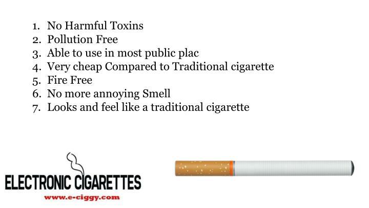 No Harmful Toxins