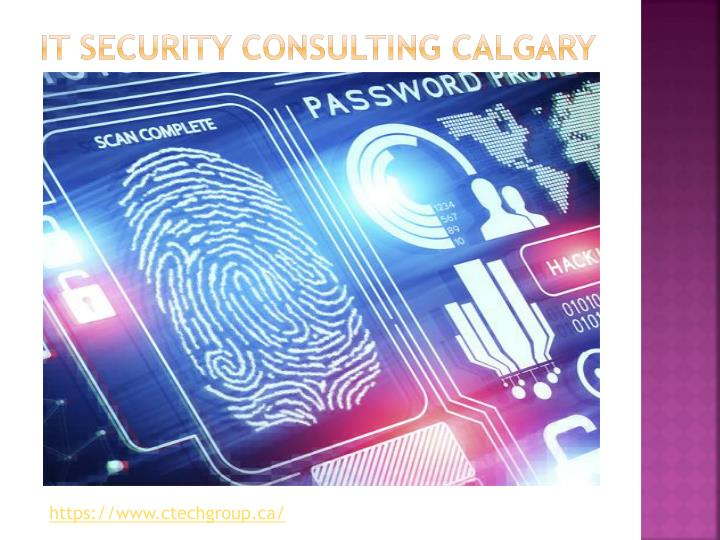 it security consulting Calgary
