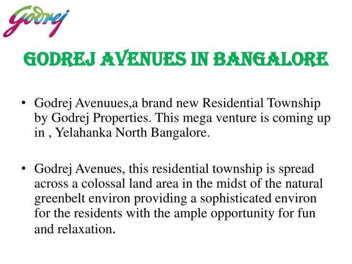 Godrej avenues in bangalore2