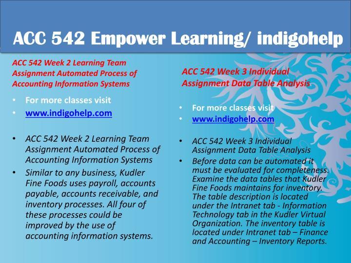 Acc 542 educational tutor indigohelp1