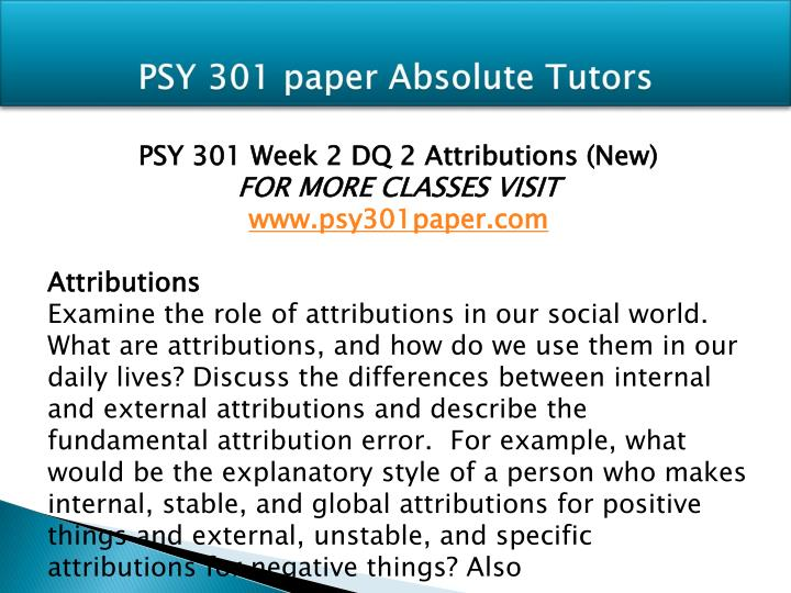 psy 310 perspectives paper Perspectives paper psy/310 perspectives paper bf skinner, edward c trolman, and john watson, although all wonderful and very intelligent psychologist, did not always agree, when it comes to behaviorism perspectives some perspectives were believable at the time and others society felt.