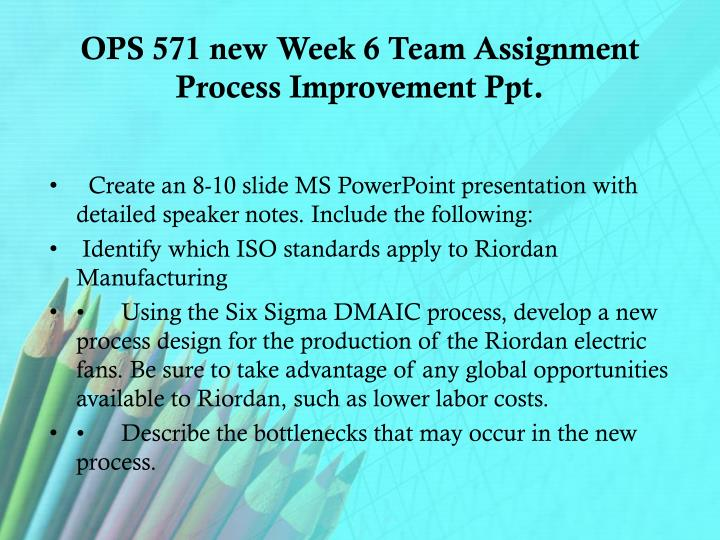 ops 571 riordan supplier relationship Supplier relationship management (srm) is undergoing a major transition gone are the days where simply managing spend and finding the best deal possible within your supply base is enough - or easy in today's global economy there are so many factors to consider when choosing and managing a.