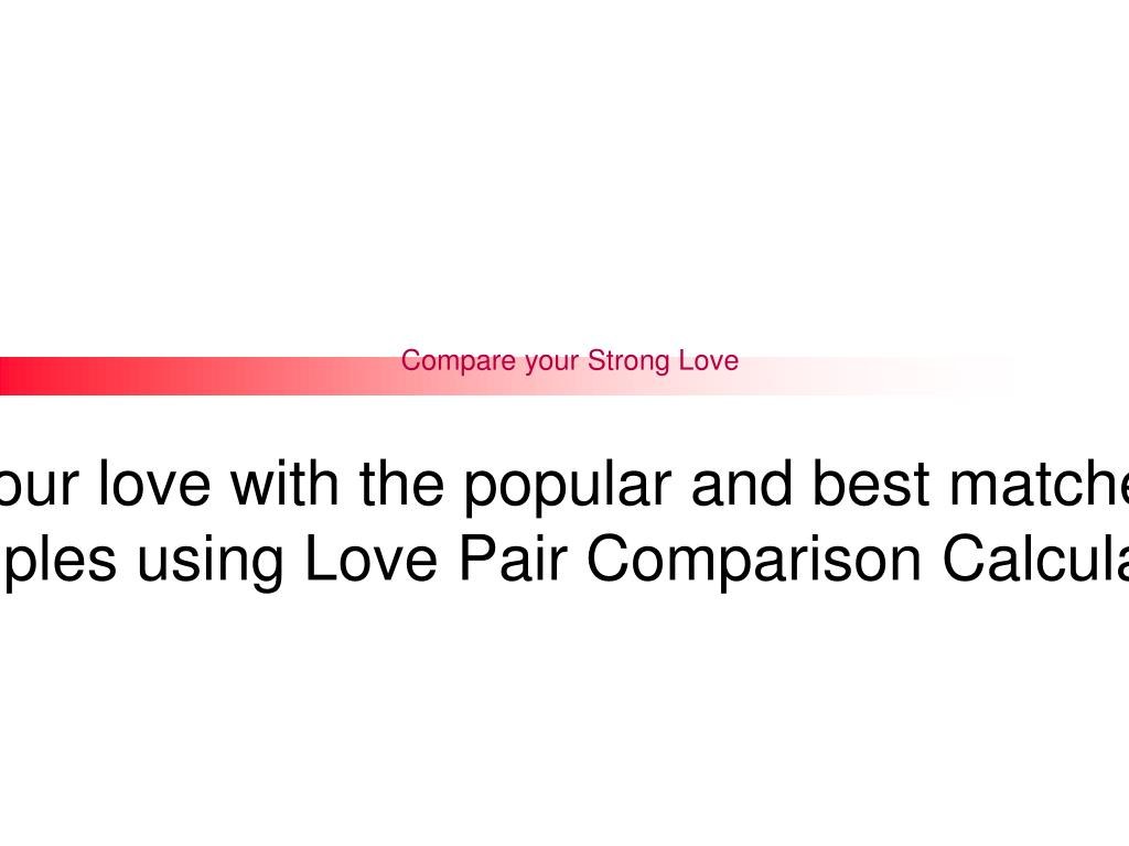 PPT - Find your True Love PowerPoint Presentation - ID:7298461