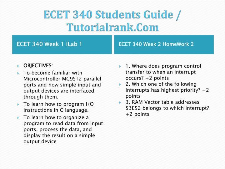 Ecet 340 students guide tutorialrank com2