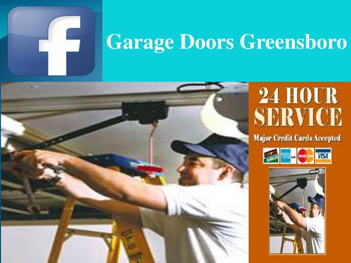 Ppt Garage Door Spring Repair Greensboro North Carolina