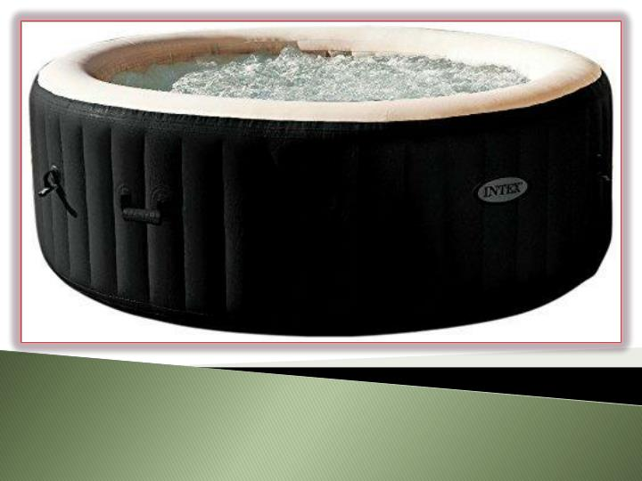Inflatable hot tub reviews providing the valuable feedback of various products