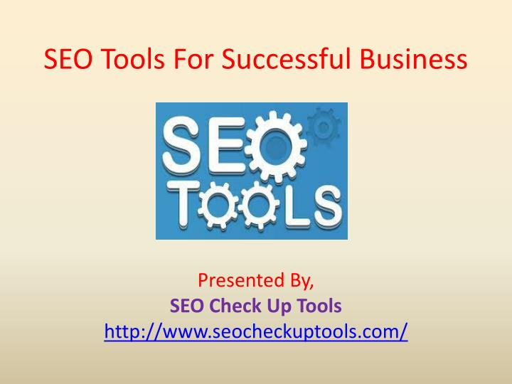 seo tools for successful business n.