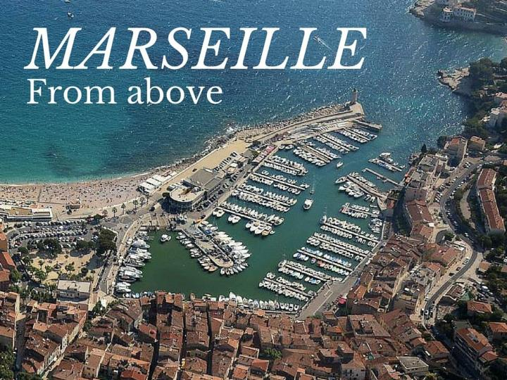 marseille from above n.
