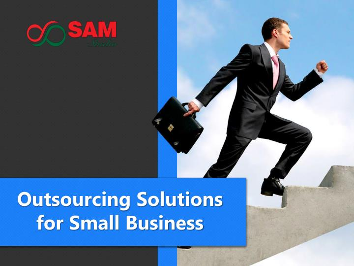 outsourcing solutions for small business n.