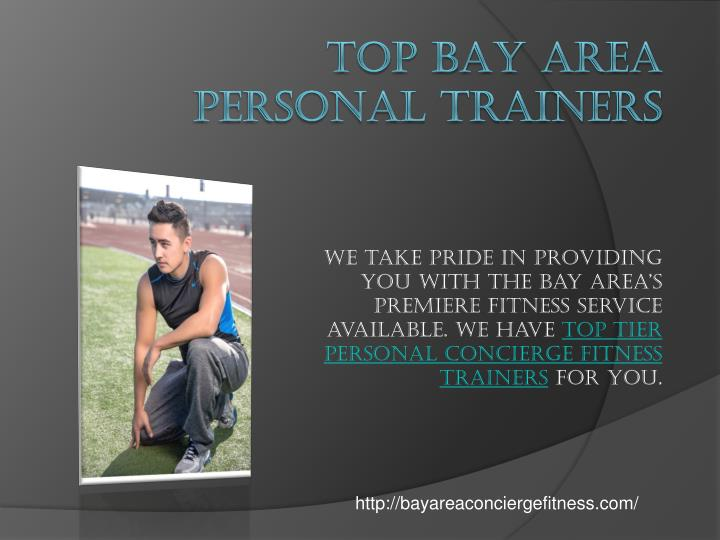 top bay area personal trainers n.