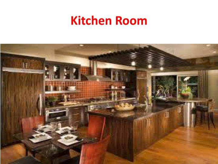 Kitchen Room
