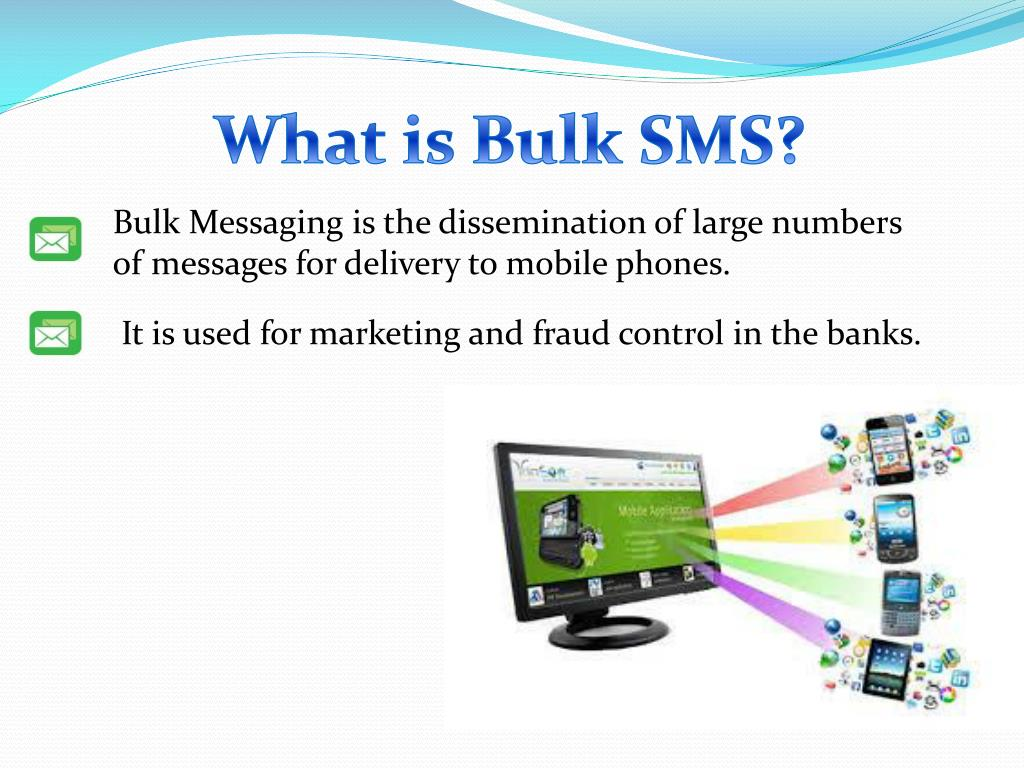 PPT - Bulk SMS Services and Bulk Voice Call Services in Hyderabad