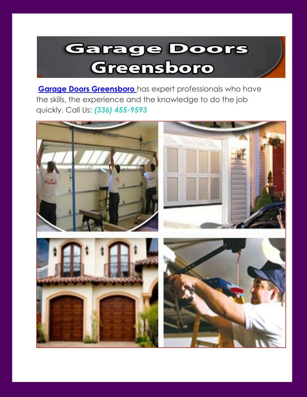 Ppt Experts Garage Door Spring Repair Powerpoint